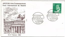 MADRID MAT ARCO 82 FERIA DE ARTE CONTEMPORANEO