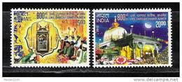INDIA 2012 , 800th Urs, Dargah Sharif, Ajmer, 2v Complete Set MNH(**)