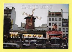 """CPM 75 PARIS CINEMA PARAMOUNT MONTMARTRE """" Moulin Rouge """" - Cinema"""