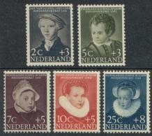 Nederland 1956 NVPH 683-687 Kinderzegels Postfris (MNH) - Neufs