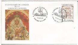 SANTA CRUZ DE LA PALMA CANARIAS III CENTENARIO DE LA BAJADA DE LA VIRGEN DE LAS NIEVES