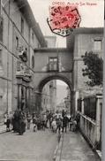 OVIEDO - Arco De San Vicente ( Animation ) - Asturias (Oviedo)