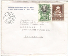 VATICANO CC 1960 SAN PEDRO SAN ANTONIO RELIGION
