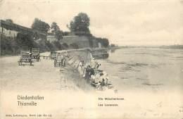 France - 57 - Diedenhofen - Thionville - Les Laveuses - Die Wäscherinnen - Edit. Nels Série 100 N° 12 - Thionville