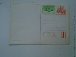 D149793 HUNGARY-Entier Postal Stationery -   7  Ft  Stamp Printorg - Easter