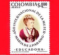 Nuovo - MNH - COLOMBIA - 1975 - Anno Internazionale Della Donna - Maria José Collazos - 4.00