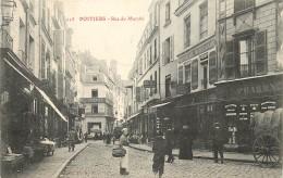 France - 86 - Poitiers - Rue Du Marché - Poitiers
