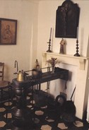 Dendermonde, Begijnhof, Binnenzicht Begijnhofmuseum (pk36443) - Dendermonde