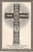 DP. EMELIE PATERNOSTER + ENGHIEN 1871 -  17 ANS
