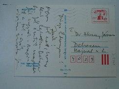 D149800  HUNGARY-Entier Postal Stationery -  10 Ft  MTI -92025 SZENTENDRE