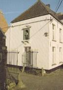 Dendermonde, Begijnhof, Binnenhekken Met Nis Van De H Begga (pk36449) - Dendermonde