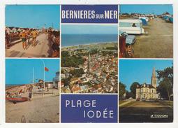 14 - Bernières-sur-Mer       Multivues - France