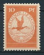 D. Reich Nr. I * (Flugpost Am Rhein) ~ Michel 8,-- Euro