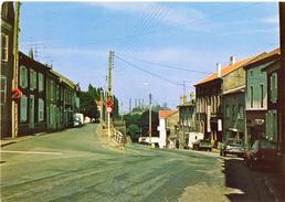 CPM 57_ROMBAS - Grande Rue - Voitures - Magasin De Meubles - Ed Europ Pierron - France