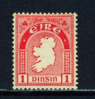 IRELAND  -  1922  First Definitive Issue  1d  Mounted/Hinged Mint - Nuovi