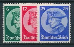 D. Reich Nr. 479-481 * ~ Michel 55,-- Euro