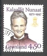 004321 Greenland 1997 4K50 FU - Greenland