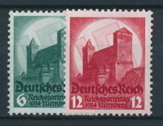 D. Reich Nr. 544-545 ** ~ Michel 90,-- Euro
