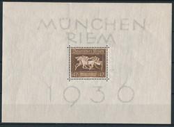 D. Reich Block 4 ** ~ Michel 32,-- Euro