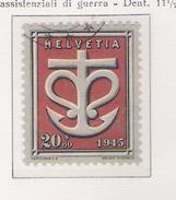 1945 - N. 404 (CATALOGO UNIFICATO)