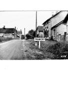 TRAMERY Entrée Du Village - France