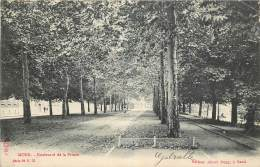 Mons - Edit. Sugg Série 32 N° 33 - Boulevard De La Prison