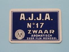 A.J.J.A. N° 17 ZWAAR Aromatisch Zeer Fijn Mengsel / JOKER ( Details - Zie Foto´s Voor En Achter ) !! - Playing Cards (classic)
