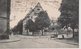 57 - METZ - AU REMPART ST THIEBAULT - Metz