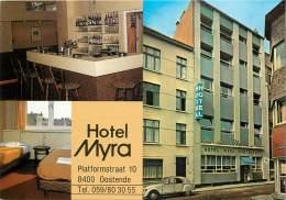 Ostende - Hôtel Myra - Oostende