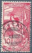UPU 78B, 10 Rp.anilinrosa  VEYTAUX          1900