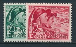 D. Reich Nr. 684-685 ** ~ Michel 40,-- Euro