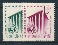 D. Reich Nr. 692-693 ** ~ Michel 20,-- Euro