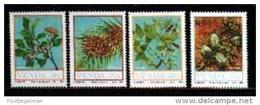 VENDA, 1987, MNH Stamp(s), Food From The Veld,  Nr(s)  163-166 - Venda