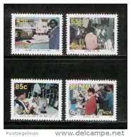 VENDA, 1993, MNH Stamp(s), Shoe Factory, Nr(s)   258-261 - Venda