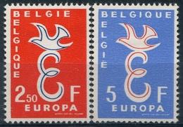 Y&T  N° 1064-1065 ** Europa