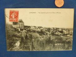 CONCHES - Vue Générale Prise De La Route D'Evreux - Conches-en-Ouche