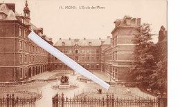 MONS - L'Ecole Des Mines