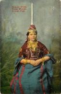 Syrie - Femme Druse