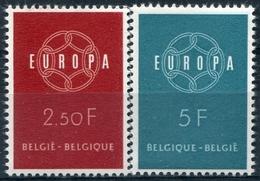 Y&T  N° 1111-1112 ** Europa