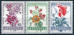 Y&T  N° 1122-1124 ** Flore