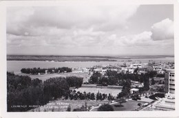 Carte Postale : Lourenco Marques Vista Parcial - Mozambique
