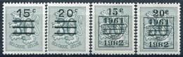 Y&T  N° 1172-1173B **