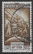 Italia Italy 1935 Regno Milizia Quarta Aerea Sa N.A89 US