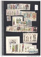 1979 MNH Year Collection Tschechoslowakei, Czechoslavakia, Postfris