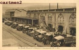CHAMPIGNEULLES GRANDES BRASSERIES ET MALTERIES VOITURES AUTOMOBILES 54 - France