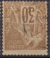 YT55 Alphee Dubois 30c - Inde Pondichery