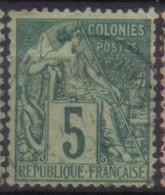YT49 Alphee Dubois 5c - Saint Pierre Et Miquelon