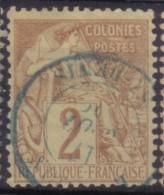 YT47 Alphee Dubois 2c - Reunion Saint Denis