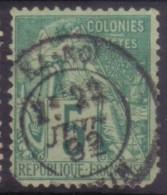 YT49 Alphee Dubois 5c - Tonkin Hanoi