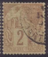 YT47 Alphee Dubois 2c - Martinique
